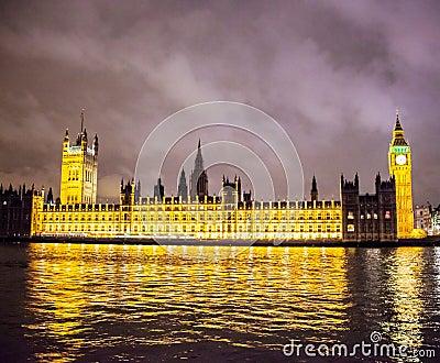Het Britse parlement
