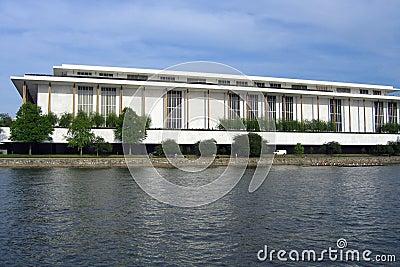Het Centrum van Kennedy