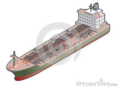 Het chemische Pictogram van het Schip. De Elementen van het ontwerp 41c