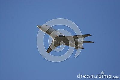 Het citaat soevereine vliegtuigen van Cessna