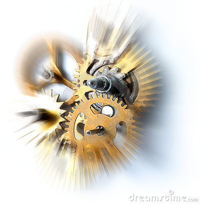 Het concept van de tijd