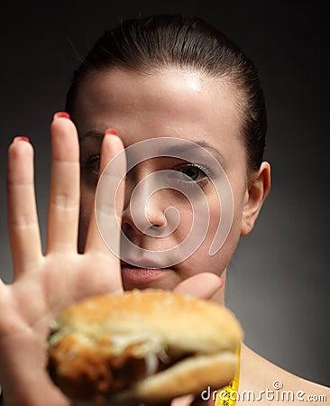 Het concept van het dieet