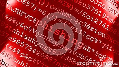 Het concept van Phishing