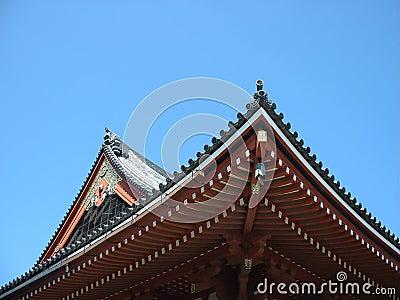Het dak van de tempel - Dubbele mening