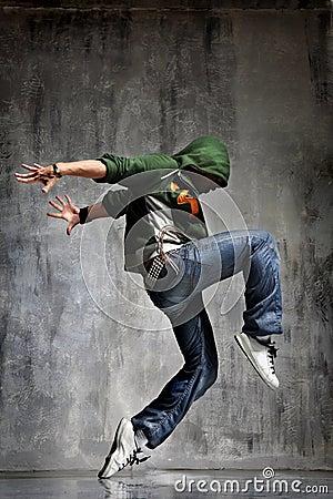 Het dansen