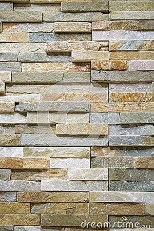 Het decor van de steen