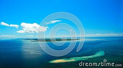 Het Eiland Mozambique van Ibo