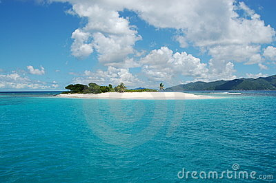 Het eiland van het paradijs