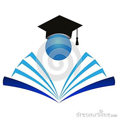 Het embleem van het onderwijs
