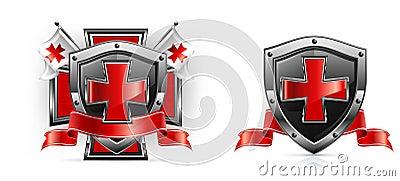 Het embleem van Templar