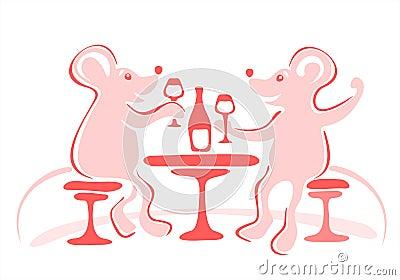 Het feest van de muis