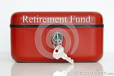 Het Fonds van de pensionering