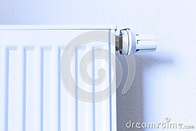 Het fragment van de verwarmer