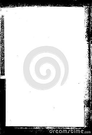 Het Frame van Grunge