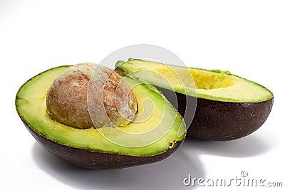 Het Fruit van de avocado