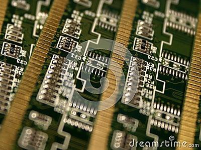 Het geheugenmodules III van de computer