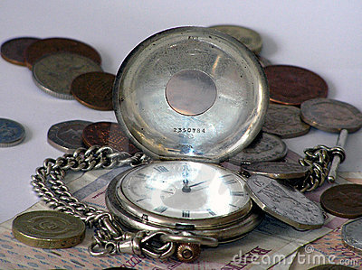 Het Geld van de tijd