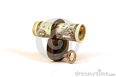 Het geld van ILocked? - serie