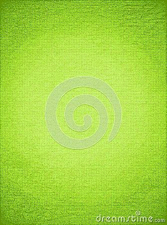 Het Groene Geweven Document van het neon