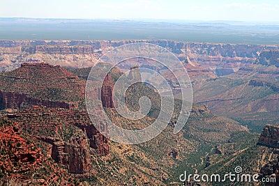Groot Canion Nationaal Park, de V.S.