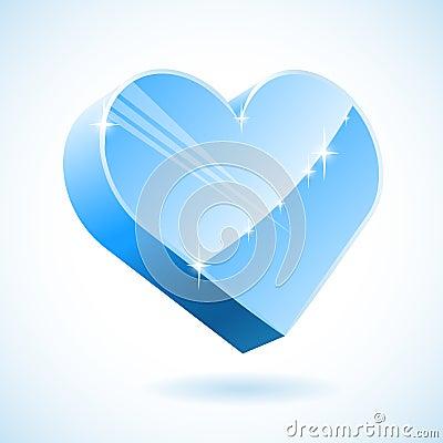 Het hart van het ijs