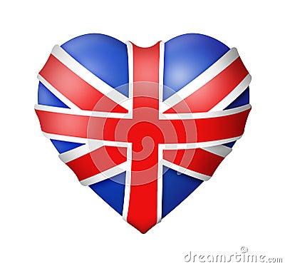 Het hart van Union Jack