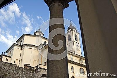 Het Heiligdom van Monte Calvario van Sacro