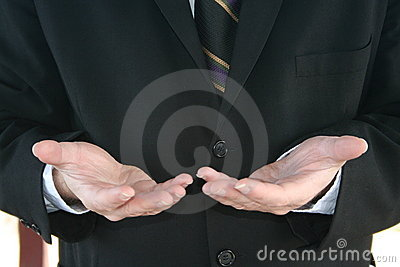 Het helpen van handen
