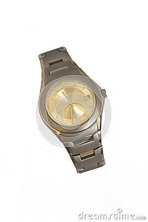 Het horloge van mensen