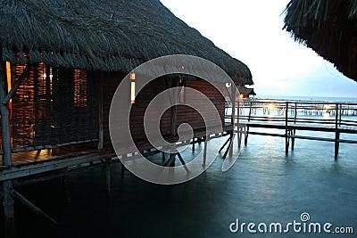 Het hotel van Mozambique
