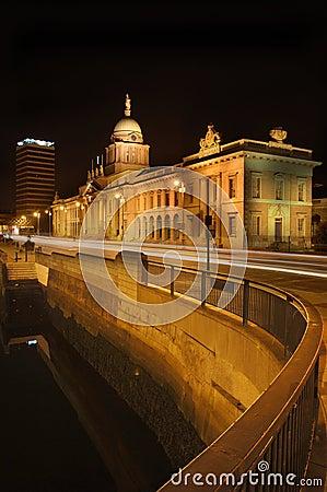 Het Huis Dublin van de douane