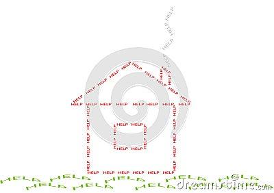 Het huis van de hulp