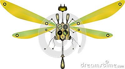 Het insect van de robot
