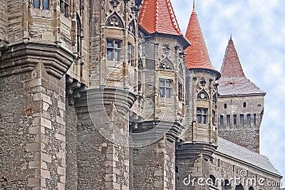 Het kasteel detailleert (6)