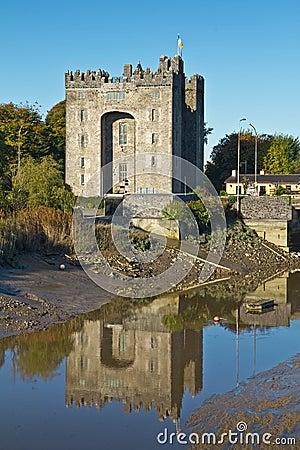Het kasteel van Bunratty