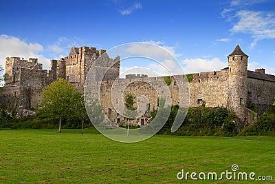 Het kasteel van Cahir