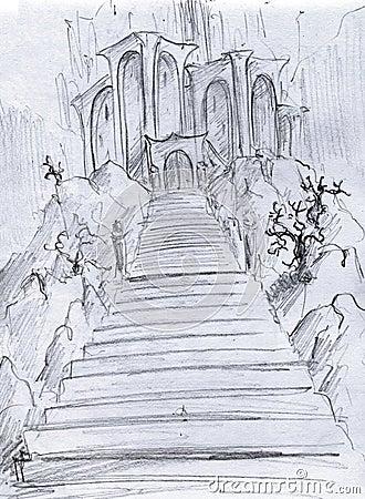 Het kasteel van de fantasie