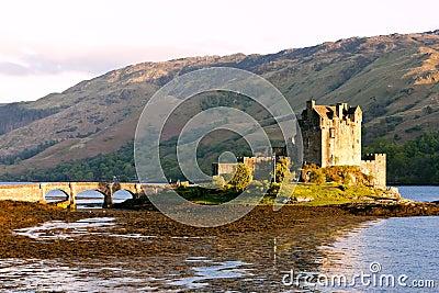 Het Kasteel van Donan van Eilean