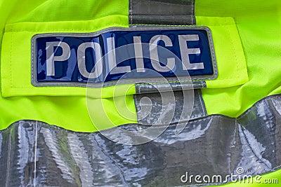 Het kenteken van de politie