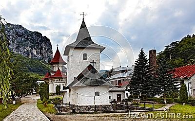 Het Klooster van Ramet