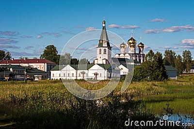 Het Klooster van Valdayiversky