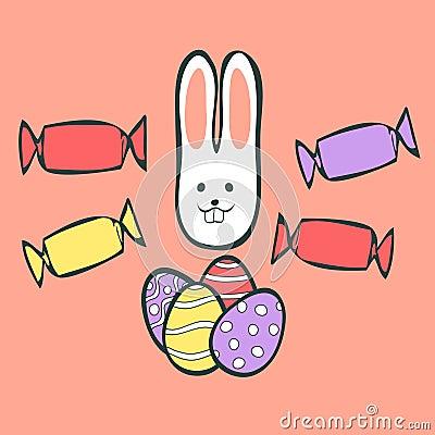 Het Konijn van Pasen