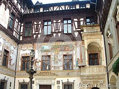 Het koninklijke Hof van het Huis
