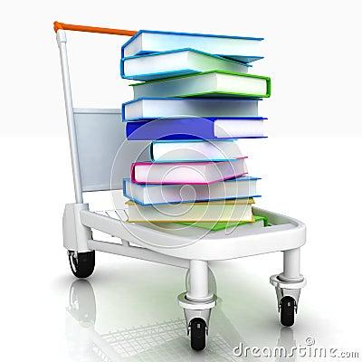 Het kopen van boeken