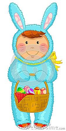 Het kostuum van Pasen