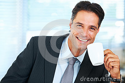 Het krijgen van een ochtendkoffie kickstart