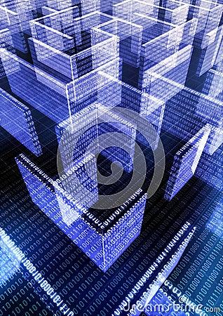 Het Labyrint van de informatie