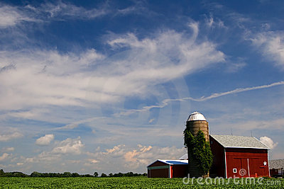 Het Landbouwbedrijf van Illinois
