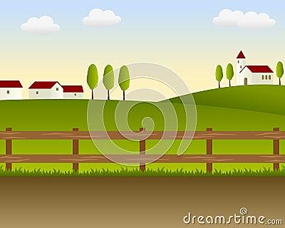 Het Landschap van het land [1]