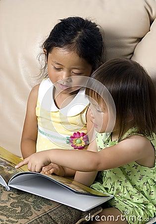 Het leren te lezen